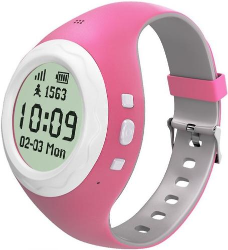 Детские телефон-часы Hiper Kidsafe FRT-G2 Pink (5)