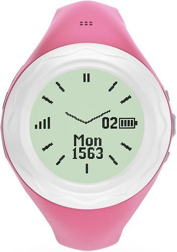 Детские телефон-часы Hiper Kidsafe FRT-G2 Pink (6)