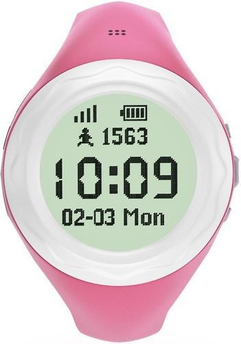 Детские телефон-часы Hiper Kidsafe FRT-G2 Pink (7)