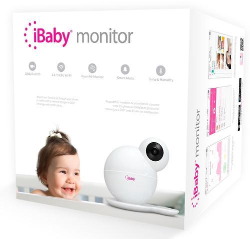 Видеоняня iBaby Monitor M6S с датчиком качества воздуха (13)