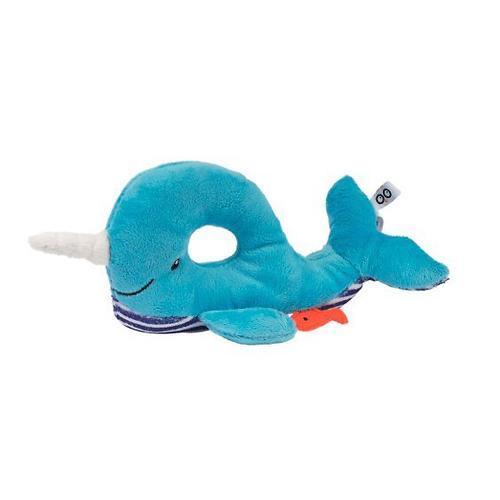 Погремушка Zoocchini Кит синий (3)