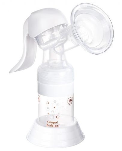 Ручной молокоотсос Canpol Basic (1)