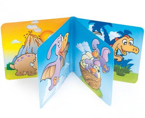 Игрушка-книжка мягкая пищалка Цветная ферма 1 шт. 2/083 (4)