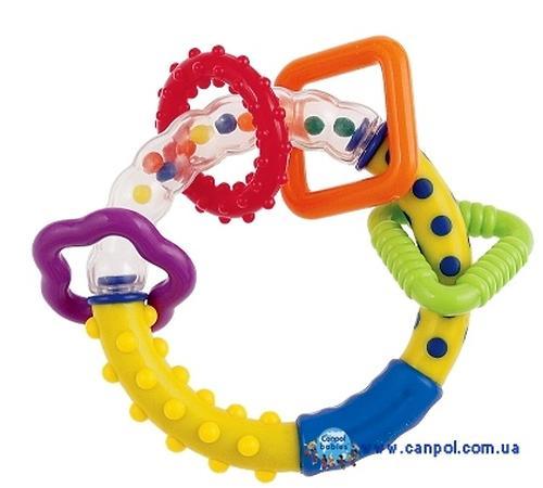 Погремушка Canpol Цветные шарики (1)