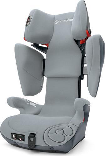 Автокресло Concord Transformer X-Bag Graphite Grey (4)