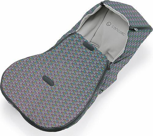 Конверт для коляски Concord Hug Driving Multicolor (1)