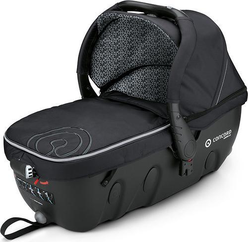 Люлька для коляски Concord Sleeper 2.0 Midnight Black (3)