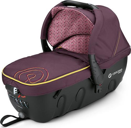 Люлька для коляски Concord Sleeper 2.0 Rose Pink (3)