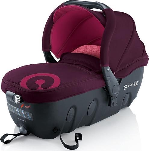Люлька для коляски Concord Sleeper 2.0 Candy Pink (3)