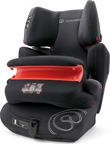 Автокресло Concord Transformer Pro Midnight Black (3)