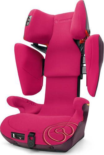 Автокресло Concord Transformer X-Bag Rose Pink (4)