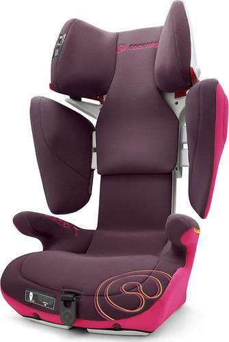 Автокресло Concord Transformer T Rose Pink (4)