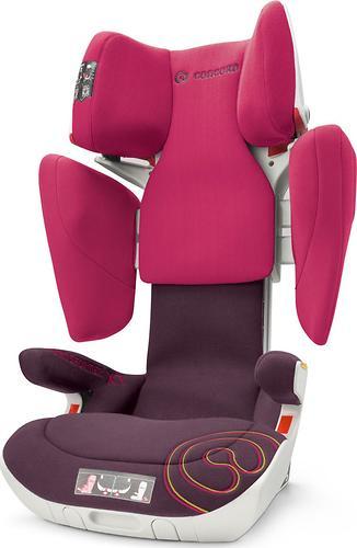 Автокресло Concord Transformer XT Rose Pink (3)