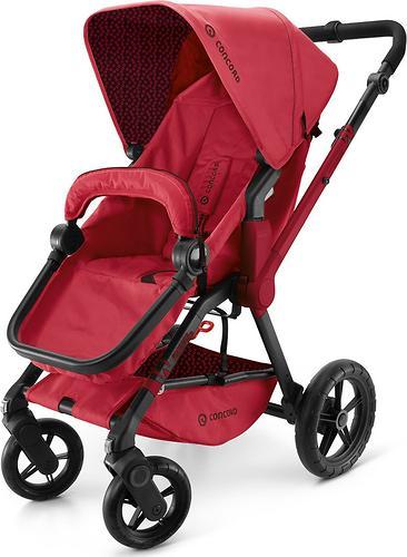 Прогулочная коляска Concord Wanderer Ruby Red (4)