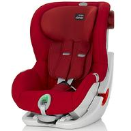 Автокресло Britax King II ATS Flame Red