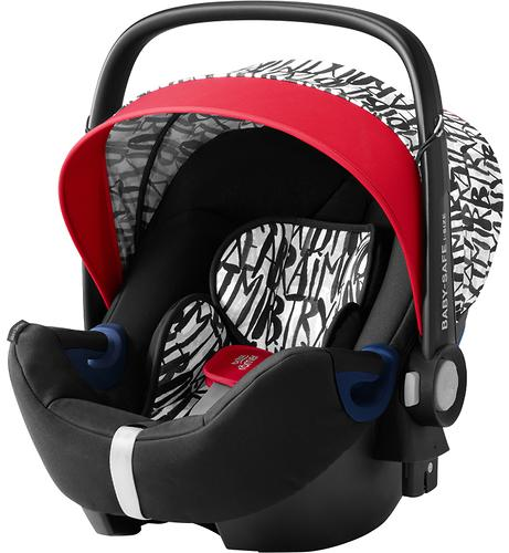Автокресло Britax Baby-Safe² i-Size + база Flex Letter Design (4)