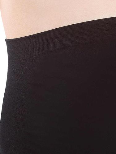 Пояс-бандаж ФЭСТ бесшовный для беременных хлопок Б-172 черный (8)