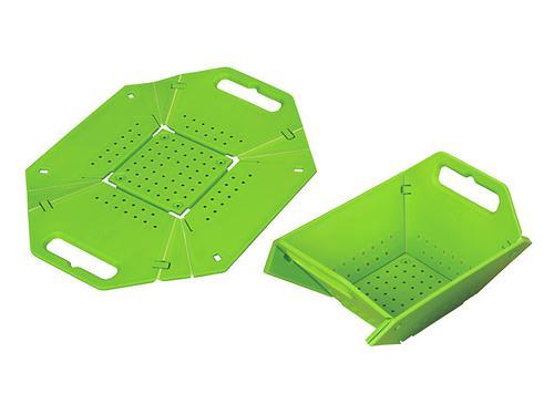 Разделочная доска-трансформер 26x22 см 2-в-1 (пластик) Fissman 7348 (1)