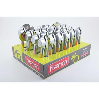 Пресс для чеснока LUMINICA (в промо-коробке) (цинковый сплав) Fissman 7005 - Minim