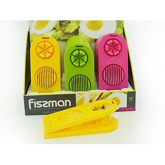 Яйцерезка двухпозиционная (пластик) Fissman 7425 - Minim