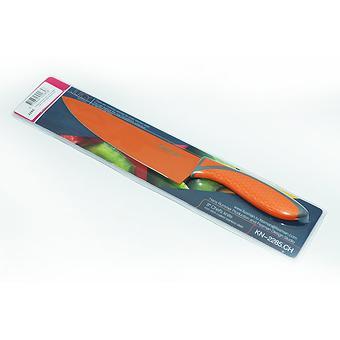 Поварской нож JUICY 20 см (нерж. сталь с цветным покрытием) Fissman 2285 - Minim