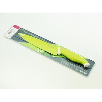 Поварской нож RAMETTO 20 см (нерж. сталь с цветным покрытием) Fissman 2300 - Minim