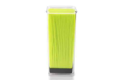 Универсальная подставка для кухонных ножей и ножниц Fissman Зеленая (пластик) 2946 (3)