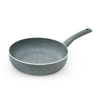 Глубокая сковорода VULCANO 24x6 см (алюминий с антипригарным покрытием) Fissman 4698 - Minim