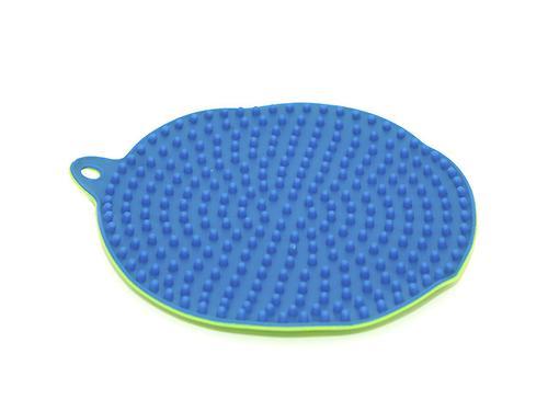 Подложка для горячей посуды Fissman 19 см с присосками круглая (силикон) 7248 (1)