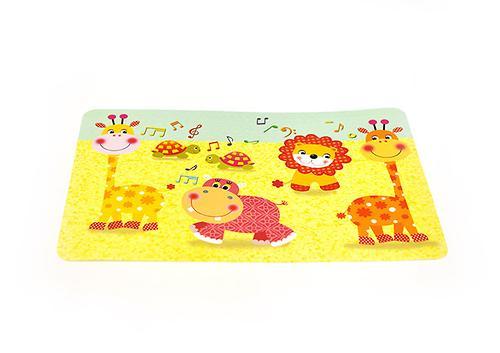Сервировочный коврик на обеденный стол Fissman (пластик) 0619 (1)