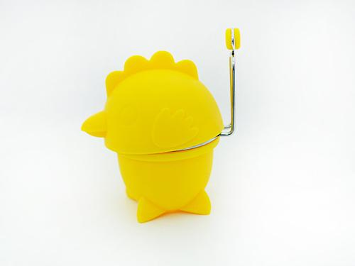 Подставка для варки яйца ЦЫПЛЕНОК (силикон) Fissman 7397 (3)