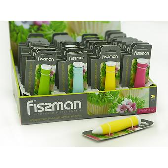 Кондитерская ручка для украшения торта 12 см (силикон) Fissman 7651 - Minim