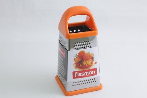 Терка четырехсторонняя 20 см (нерж. сталь) Fissman 7201 (1)