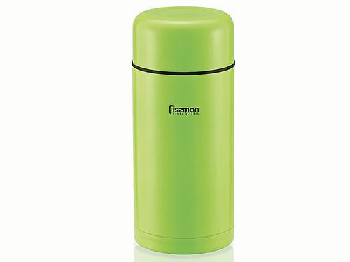 Термос Fissman 1200 мл Зеленый (нерж. сталь) 7880 (1)