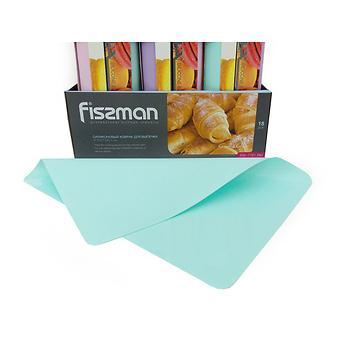 Силиконовый коврик для выпечки 37,5x27,5x0,1 см Fissman 7781 - Minim