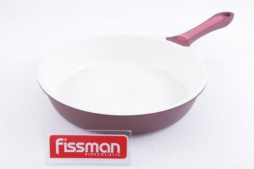 Сковорода для жарки Fissman VIOLET 28 см (алюм. с керам. антипригарным покрытием) 4602 (1)