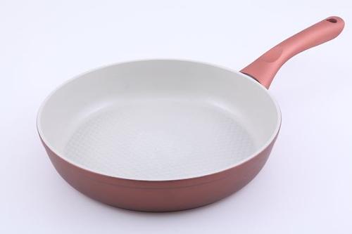 Сковорода для жарки Fissman BISCUIT с индукционным дном (алюм. с керам. антипригарным покрытием) 4664 (1)