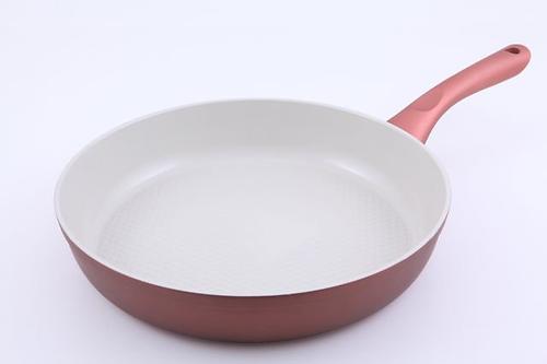 Сковорода для жарки Fissman BISCUIT с индукционным дном (алюм. с керам. антипригарным покрытием) 4665 (1)