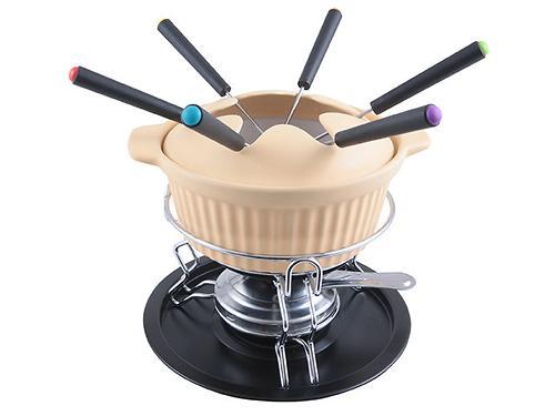 Набор для приготовления сырного фондю Fissman Cheese 12 предметов 6350 (3)