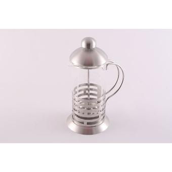 Заварочный чайник с поршнем OASIS 350 мл (стеклянная колба) Fissman 9011 - Minim