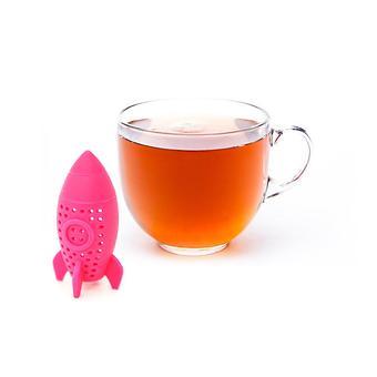 Ситечко для заваривания чая Fissman РАКЕТА (силикон) 7393 - Minim