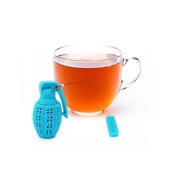 Ситечко для заваривания чая Fissman ГРАНАТА (силикон) 7394 - Minim