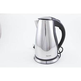 Чайник электрический VALLETTA 1,7 л (нерж. сталь) Fissman 5900 - Minim