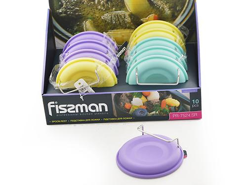 Подставка для ложки 11 см (силикон) Fissman 7524 (1)
