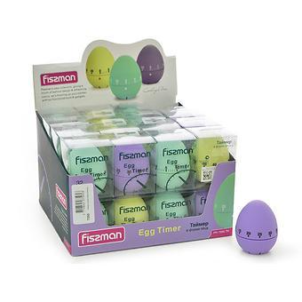 Таймер в форме яйца (пластик) Fissman 7595 - Minim