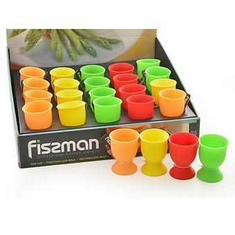Подставка для яйца 5x7 см (силикон) Fissman 7530 - Minim