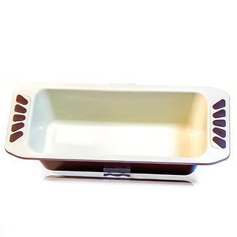 Форма для выпечки хлеба Fissman 20 см (углеродистая сталь с керам. антипригарным покрытием) 5550 - Minim