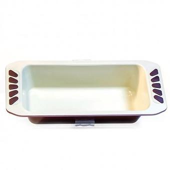 Форма для выпечки хлеба Fissman 25 см (углеродистая сталь с керам. антипригарным покрытием) 5551 - Minim