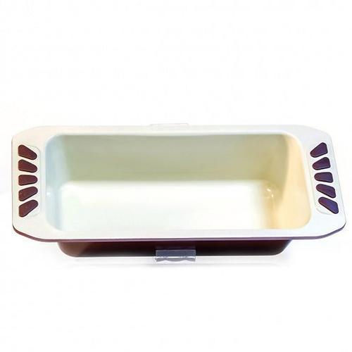 Форма для выпечки хлеба Fissman 25 см (углеродистая сталь с керам. антипригарным покрытием) 5551 (1)