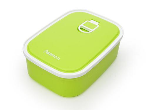 Прямоугольный контейнер для хранения продуктов 17,5x12,8x5,8 см / 0,79 л (пластик) Fissman 6782 (3)